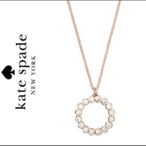 Kate Spade Full Circle Necklace